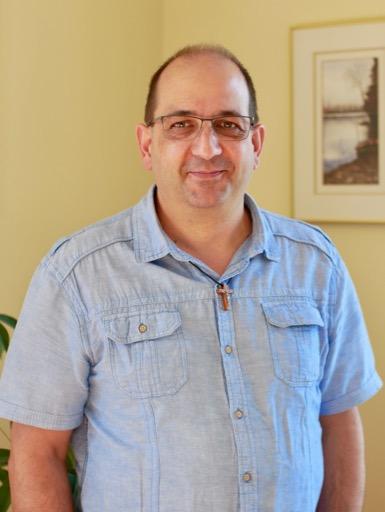 Portrait de Frédéric Tremblay